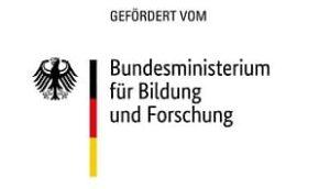 Bundesministerium für Bildung und Forschung Förderlogo