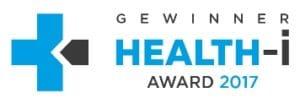 Health i Award 2017 Logo