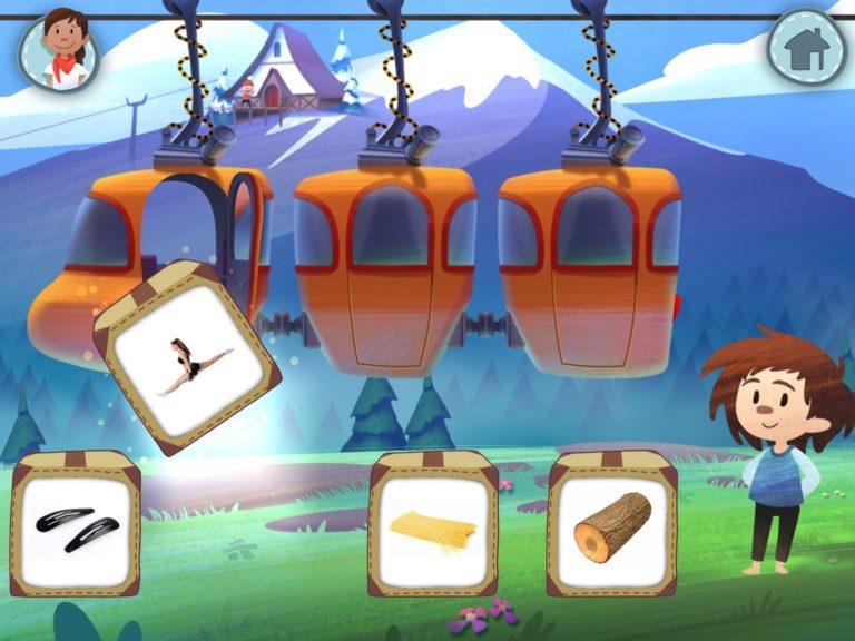 neolexon Artikulations-App Spiel 2