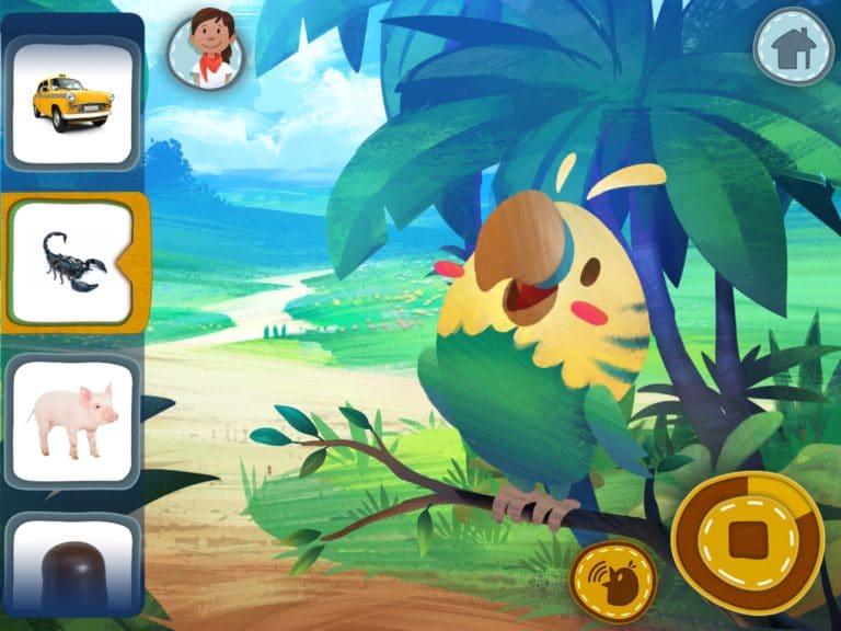 neolexon Artikulations-App Spiel 3
