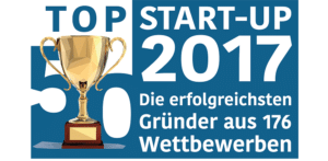 Top Startup 2017 Logo